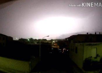 12 05 2016 12 17 48 350x250 - L'incredibile tempesta di fulmini su Pirri
