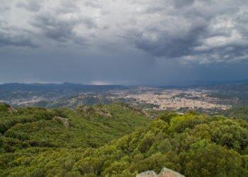 Temporale Ortobene2 350x250 - Sardegna, sabato vera tempesta con almeno 2 sistemi vorticosi