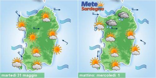 sardegna-meteo-settimana-fine-maggio-inizio-giugno