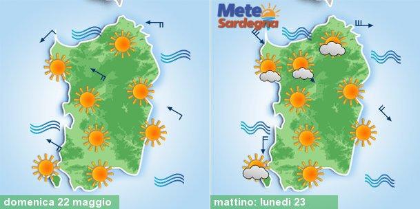 sardegna-meteo-weekend-sole-caldo-maestrale