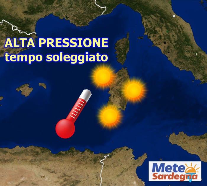 meteo lungo termine sardegna 1 - Primi 10 giorni d'Agosto sarà Solleone in Sardegna. Clima d'Estate, ideale per chi andrà al mare