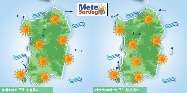 meteo week end
