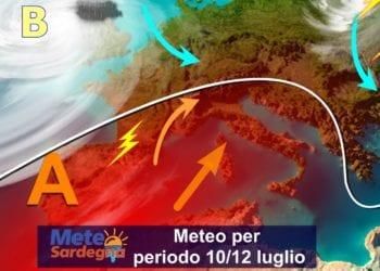 sardegna meteo estate luglio caldo 350x250 - Clou del caldo africano, ma sarà grande svolta meteo la prossima settimana