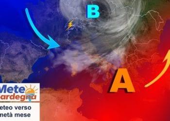 sardegna svolta meteo meta luglio calo temperature 350x250 - Clou del caldo africano, ma sarà grande svolta meteo la prossima settimana