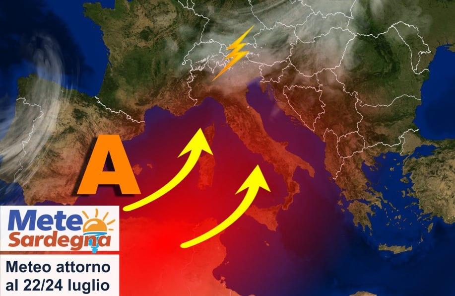 sardegna-tendenza-meteo-luglio-caldo-sole-anticiclone