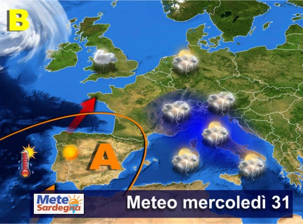 previsioni meteo sardegna 1