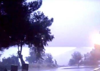 Giave 350x250 - Nuove, forti piogge su Carloforte