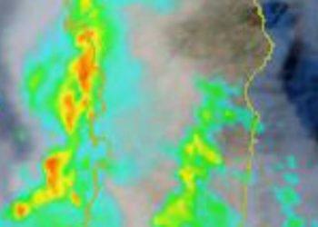Radar 350x250 - Nuove, forti piogge su Carloforte
