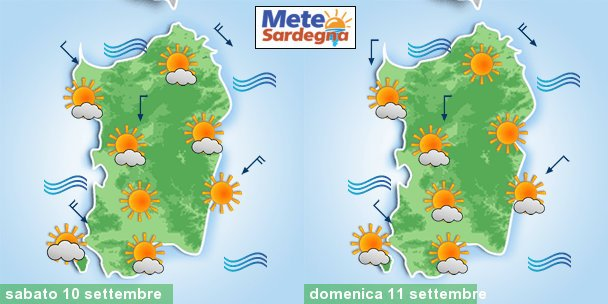 meteo sardegna previsioni 2