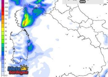 Piogge 7 350x250 - Evoluzione prossime ore: ecco dove si attendono piogge