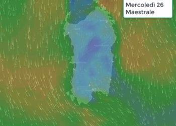 venti sardegna 350x250 - Nord SARDEGNA, meteo con improvviso vento che pareva uragano. Danni e spiegazioni