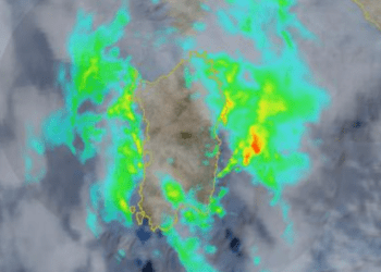 ora 1 350x250 - Peggiora forte: alcune zone già sotto i temporali