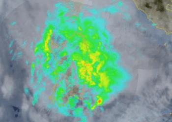 ora 350x250 - Peggiora forte: alcune zone già sotto i temporali