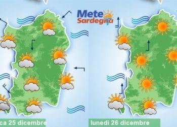Sarà un weekend di Natale all'insegna del sole, sole anche a Santo Stefano.