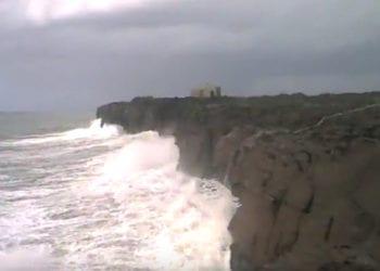 calasetta 350x250 - La tempesta di Scirocco, pioggia, temporali, grandine: video e immagini