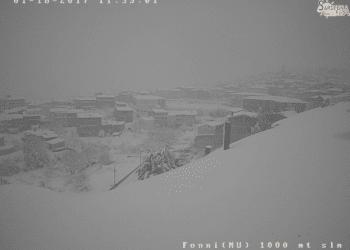 Fonte webcam Sardegna clima