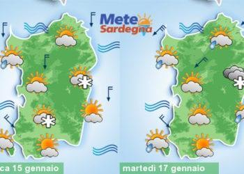 Il meteo di domenica e la linea di tendenza per l'inizio della prossima settimana.