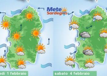 Febbraio inizierà col sole, ma nel weekend peggiora a partire da ovest.