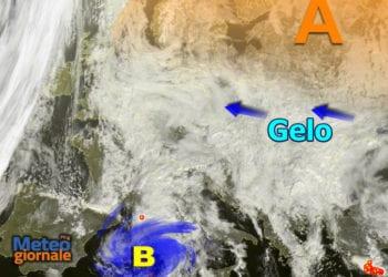 Sat 350x250 - Il gelo punta il Mediterraneo orientale: gran freddo in arrivo