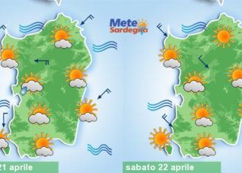 Domani qualche residuo fenomeno e un po' di freddo, sabato bel tempo.
