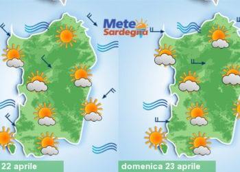 Si prospetta un bel weekend di sole con temperature al rialzo.