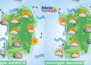 Si prospetta una settimana estiva, con caldo in crescendo i primi di giugno.