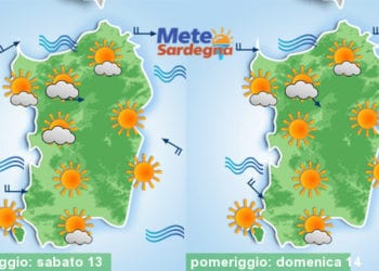 Meteo weekend all'insegna del bel tempo.