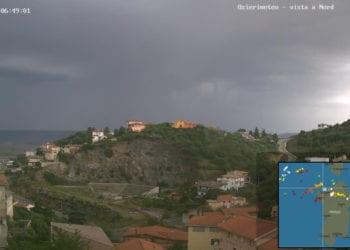 Fonte webcam http://ozierimeteo.altervista.org/