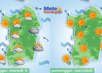 Meteo in peggioramento e temperature in sostanziale diminuzione.