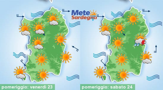 Ci prepariamo ad affrontare l'ondata di caldo più forte dell'estate. Almeno fino a questo momento...