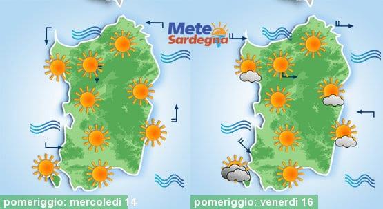 In arrivo le giornate più calde di questo inizio estate.