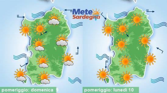 Weekend caldissimo, è confermato. Caldo intenso anche nei primi giorni della prossima settimana.
