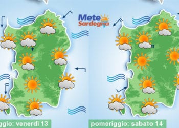 Meteo sardegna 7 350x250 - Anticiclone porterà bel tempo per giorni e giorni
