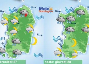 Meteo Sardegna 1 1 350x250 - Le previsioni meteo per la notte di Capodanno
