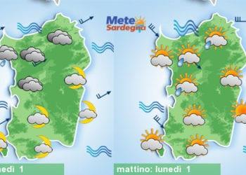 Meteo sardegna 16 350x250 - Le previsioni meteo per la notte di Capodanno