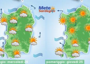 Meteo sardegna 14 1 350x250 - Anticiclone porterà bel tempo per giorni e giorni