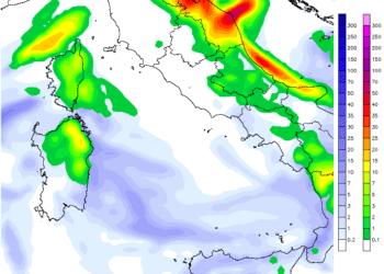snow24h 72 350x250 - Neve fin sulle coste, il gran freddo sulla Sardegna