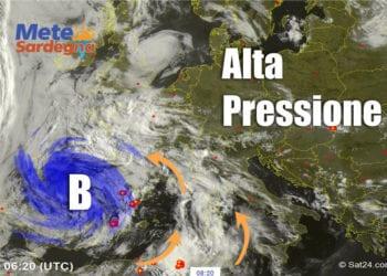 Meteosardegna 350x250 - Meteo in peggioramento: piogge, temporali, neve sui monti