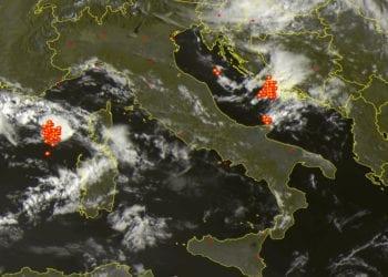 Fonte immagine MeteoSat 2018.