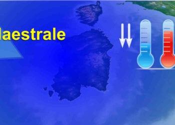 crollo termico e maestrale 350x250 - Nuovo, intenso peggioramento meteo alle porte