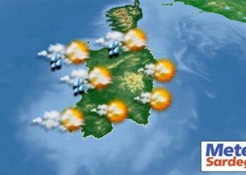 meteo prossimi giorni 1 350x250 - Meteo in peggioramento: piogge, temporali, neve sui monti
