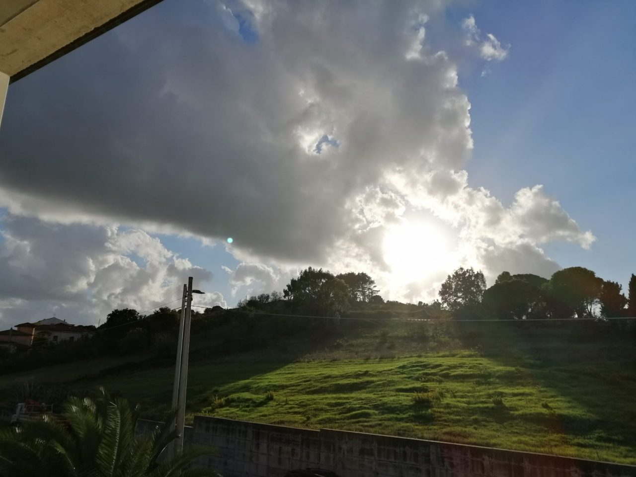 WhatsApp Image 2020 10 16 at 15.12.05 scaled - Sardegna, ancora meteo variabile. Foto da Ploaghe, Sassari