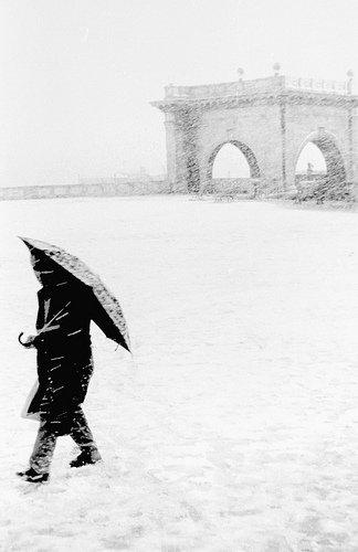 cagliari neve 1985 tormenta - Cagliari e la neve, quella vera. Ecco come potrebbe cadere