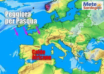 Meteo Sardegna evoluzione