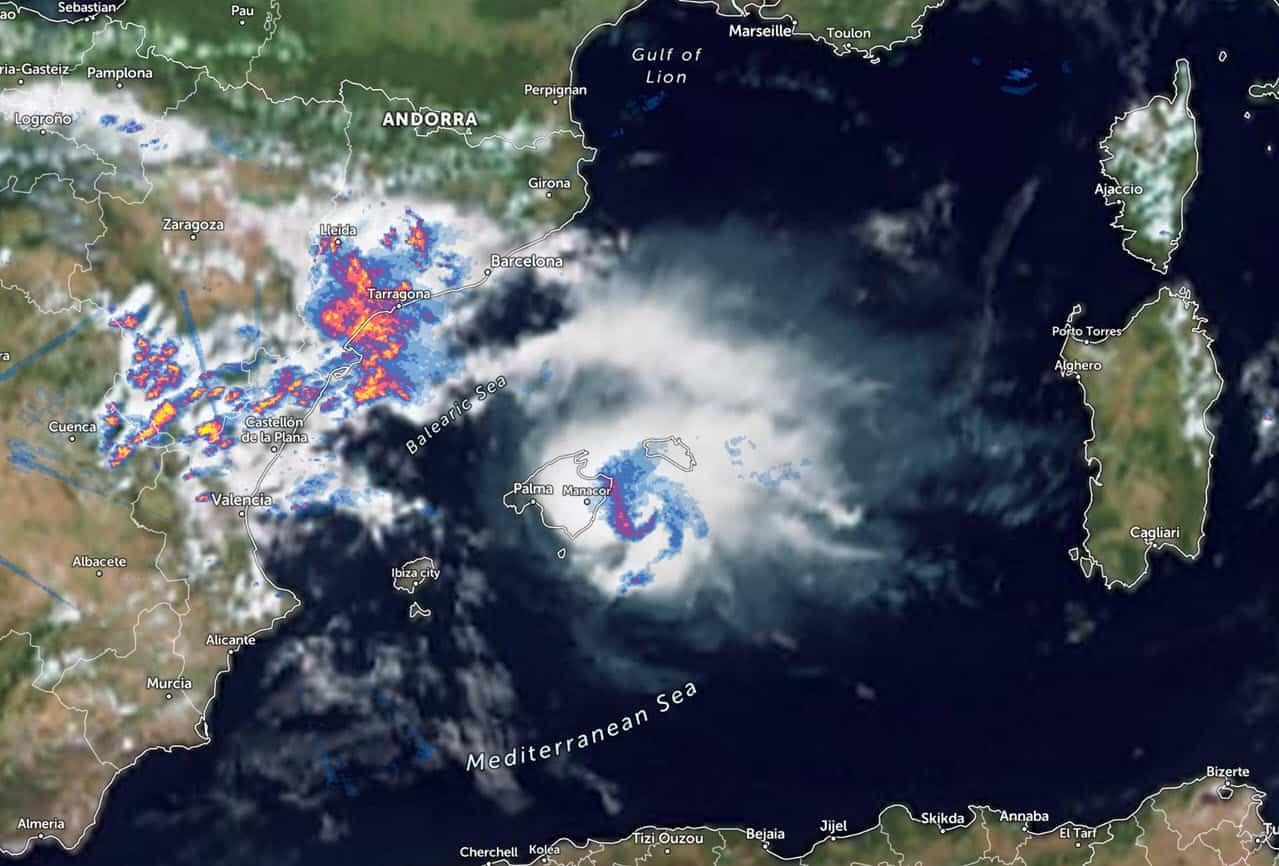 2021 08 30 14 02 45 - Meteo Sardegna, ecco i primi temporali marittimi