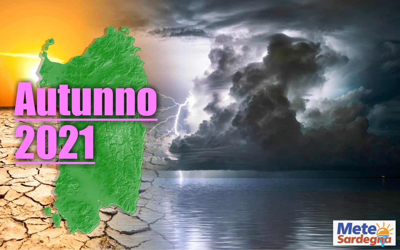 meteo autunno 2021 ecmwf - Previsioni Meteo Climatiche per la Sardegna sull'Autunno 2021