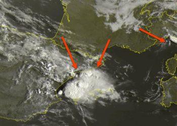 meteosat 8 30 350x250 - Meteo Sardegna, stima delle piogge attese sino al 19 Settembre