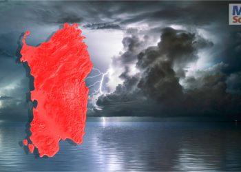 evoluzione meteo con temporali 350x250 - Meteo del weekend, possibili temporali: ecco in quali zone