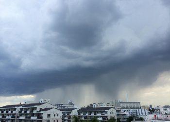 Possibilità di temporali di forte intensità in varie aree della Sardegna.