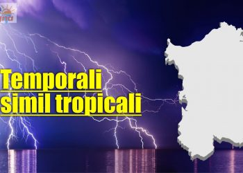 sardegna meteo tropicale